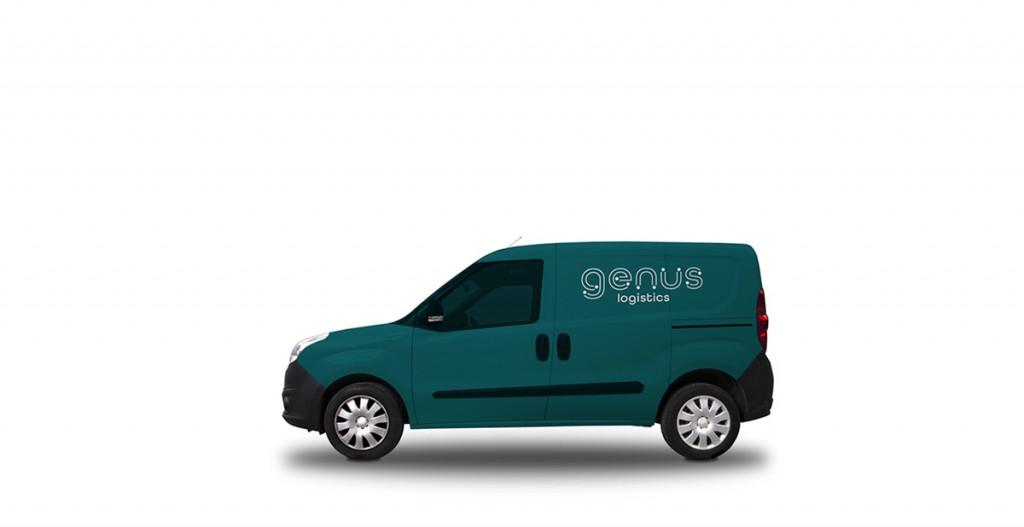 Small Van (2m3)